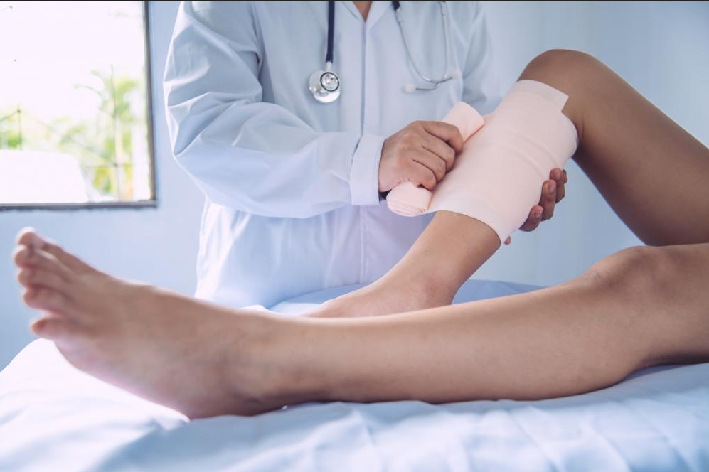 Image showing restless leg syndrome treatment NYC